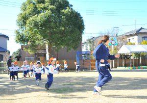 心花幼稚園 スポーツクラブ